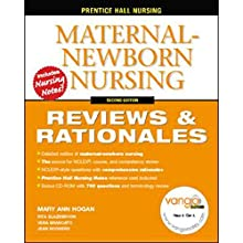 VangoNotes for Maternal-Newborn Nursing: Reviews and Rationales, 2/e Audiobook by Mary Ann Hogan Narrated by Brett Barry, Alyson Silverman