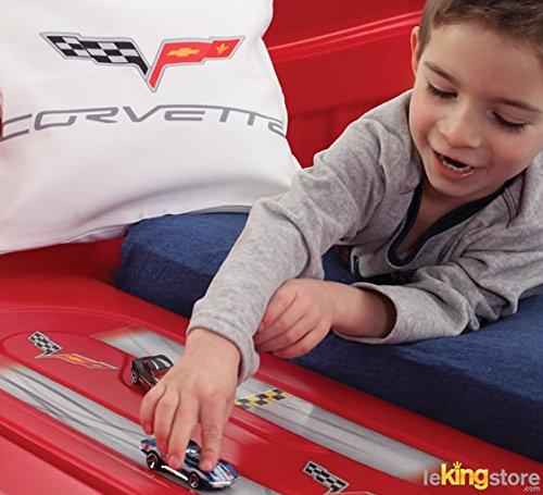 Lit Voiture Corvette Chevrolet