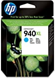 HP 940XL - Print cartridge - 1 x cyan - 1400 pages - cyan