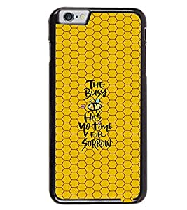 PRINTVISA Quotes Life Case Cover for Apple iPhone 6 Plus