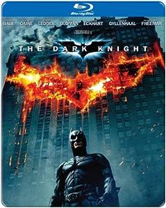 The Dark Knight (Limited Edition SteelBook) [Blu-ray] (Bilingual)