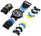 Lego Kids 9009983 Bad Cop Minifigure-Link Casual Watch