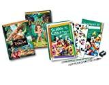 School Is Cool Activity Set Two Pack Tin: Tarzan/Tarzan II