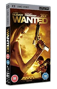 Wanted [UMD for PSP]