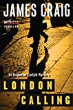 img - for London Calling: An Inspector Carlyle Mystery (Inspector Carlyle Mysteries) book / textbook / text book