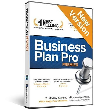 Business Plan Pro Premier v 12