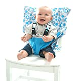 My Little Seat Infant Travel High Chair Hula Loops 6 Months