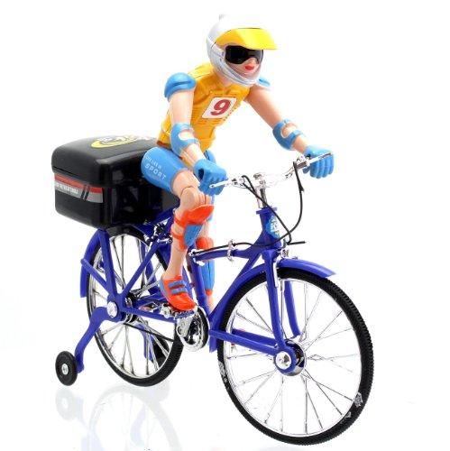 Elektrischer Fahrradfahrer Kinderspielzeug mit