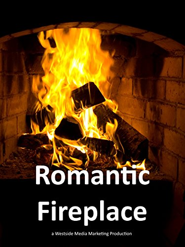 Romantic Fireplace - A warm spot for your living room