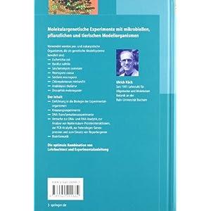 Praktikum der Molekulargenetik (Springer-Lehrbuch)