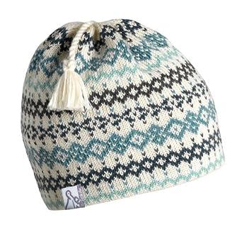 Buy Turtle Fur - Ladies Classic Ski Hat, Oko, Handcrafted Wool Knit by Turtle Fur