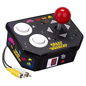 Amazon.com: Space Invaders TV Game: Toys & Games