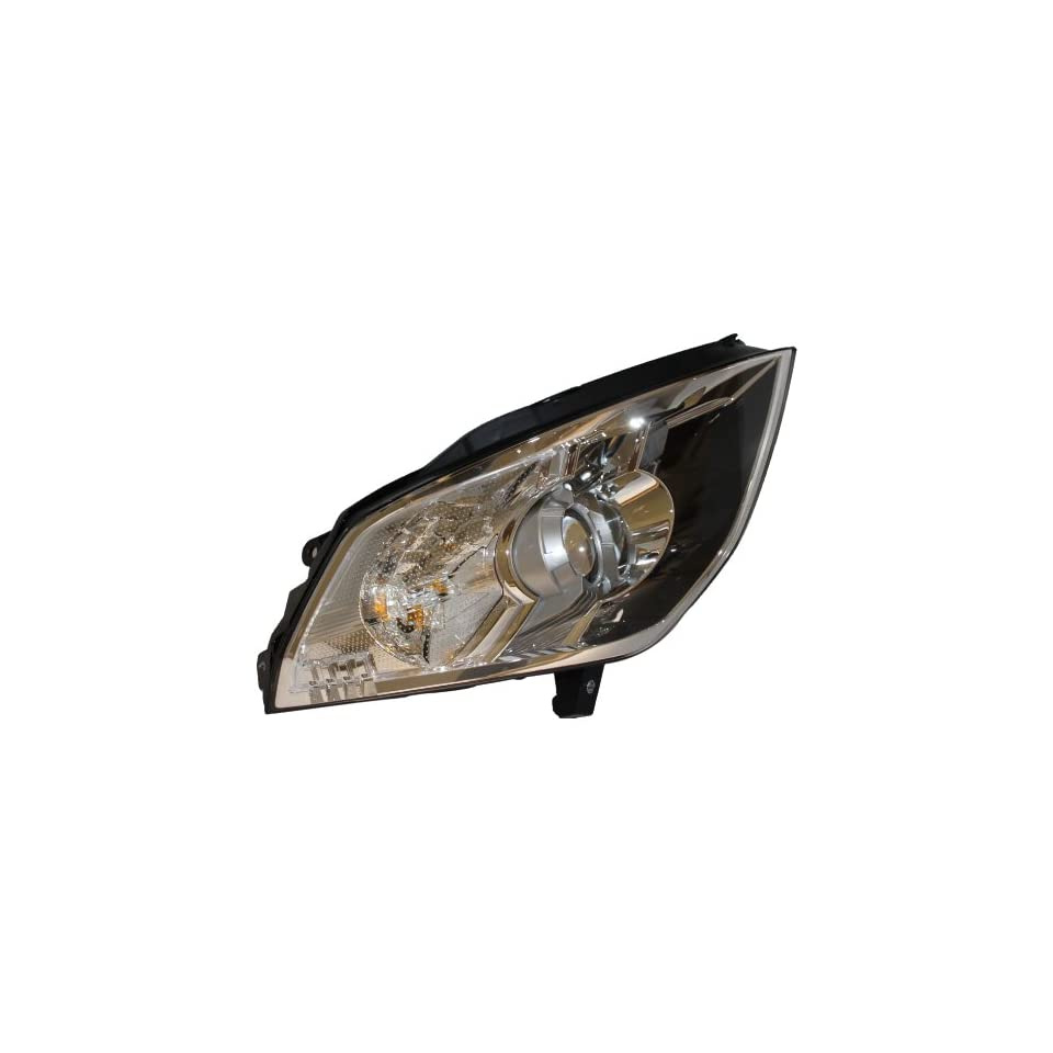 Genuine Nissan Parts 26026 CF40A Nissan 350Z Passenger Side Replacement Head Light Assembly