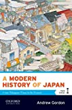 img - for A Modern History of Japan: From Tokugawa Times to the Present book / textbook / text book