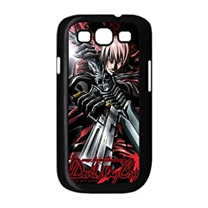 Devil May Cry Samsung Galaxy S3 Hard Plastic Back Cover Case
