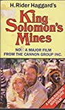 King Solomon's Mines (0099455102) by H. Rider Haggard