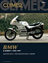 BMW K-Series 1985-1997 (Clymer Motorcycle Repair)