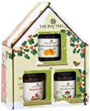 The Bay Tree Food Company Gift Pack Seville Marmalade/ Strawberry Jam and Raspberry Jam