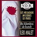 Des kilomètres de linceuls (Les nouveaux mystères de Paris 2) | Livre audio Auteur(s) : Léo Malet Narrateur(s) : José Heuzé