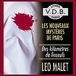 Des kilomètres de linceuls (Les nouveaux mystères de Paris 2) | Léo Malet