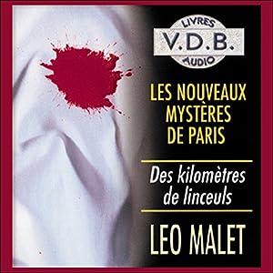 Des kilomètres de linceuls (Les nouveaux mystères de Paris 2) | Livre audio