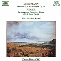 Variations and Fugue on a Theme of J.S. Bach, Op. 81 (use): Variations and Fugue on a Theme of J.S. Bach, Op. 81