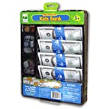 The Learning Journey Kids Bank Play Money Set ~ The Learning Journey...
