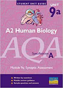 aqa biology a2 synoptic essays