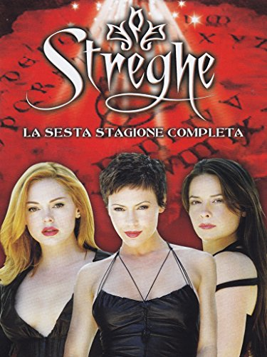 Streghe - Stagione 06 [6 DVDs] [IT Import]