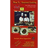 Chefs Live! How To Gourmet Cooking Vol. #3 [VHS] by