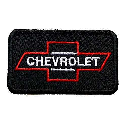 Chevrolet embroidered iron on patch sew car logo