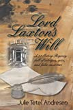 img - for Lord Laxton's Will book / textbook / text book