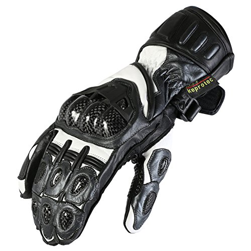 mens-texpeed-black-grey-protective-vented-leather-motorbike-gloves-sizes-s-2xl