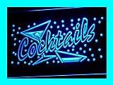 ADV PRO i112-b OPEN Cocktails Bar Pub Club NR Neon Light Signs