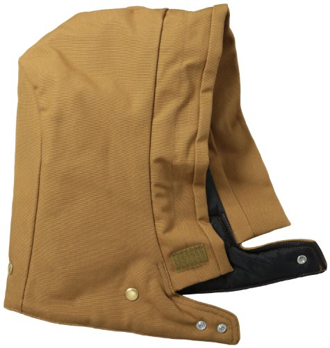 Carhartt Men's Arctic-Quilt Lined Duck Hood,Carhartt Brown,One Size (Carhartt Snap Hood compare prices)