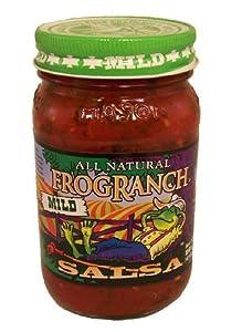 Frog Ranch All-natural Mild Salsa
