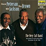 Ad Lib Blues - Oscar Peterson, Ray Brown &...