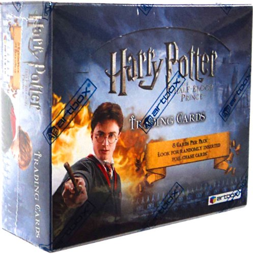 harry potter the half blood prince movie retail trading