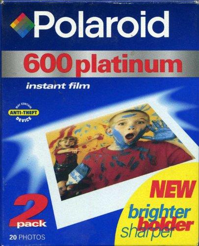 Polaroid 600 Instant Film Twin Pack