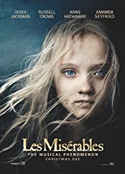 Les Misérables (Two-Disc Combo Pack: Blu-ray + DVD + Digital Copy + UltraViolet)