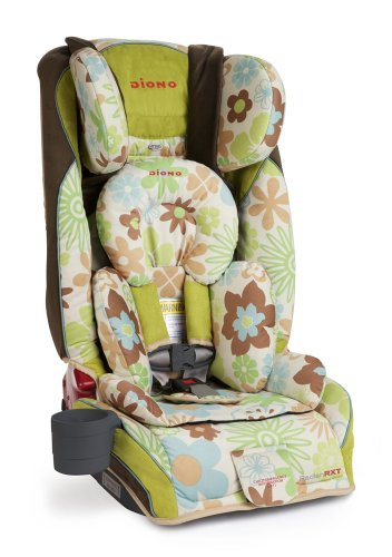 Learn More About Diono RadianRXT Convertible Car Seat, Spring