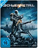 Schwermetall Chronicles - Die komplette 1. Staffel (Steelbook) [Blu-ray] [Limited Edition] [Import allemand]