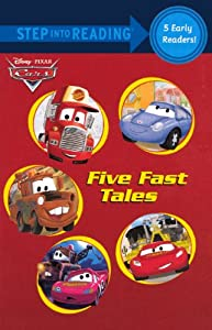 Five Fast Tales (Turtleback School & Library Binding Edition) (Step Into Reading:... by Disney