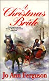 img - for A Christmas Bride (Zebra Regency Romance) book / textbook / text book