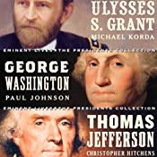 Eminent Lives: The Presidents Collection | [Michael Korda, Paul Johnson, Christopher Hitchens]