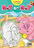 img - for Dot to Dot: 1-100 book / textbook / text book