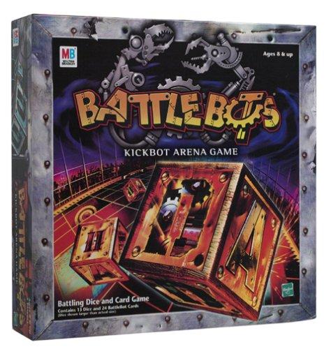 Battle Bots -Kickbot Arena Game