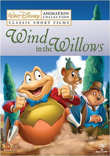 Disney Animation Collection 5: Wind in the Willows [Import USA Zone 1]