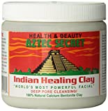 Aztec Secret Indian Healing Clay Deep Pore Cleansing, 4 Pound , Aztec-ji
