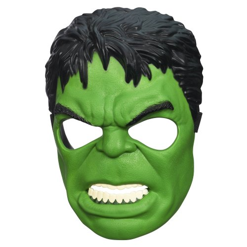 Marvel Avengers Assemble Hulk Hero Mask - 1